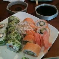Photo taken at Sushi House by Joyce H. on 5/11/2012