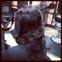 Photo taken at Trendsetter Salon & Day Spa by My B. on 5/4/2012