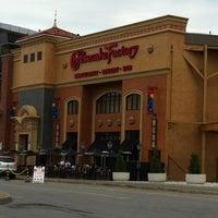 Photo taken at Cheesecake Factory by Einstein R. on 8/26/2012
