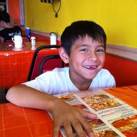 Photo taken at Picosito Mexican Cuisine by Emilio S. on 3/31/2012