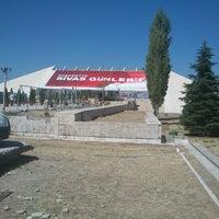 Photo taken at Atatürk Kültür Merkezi by CED on 9/12/2012