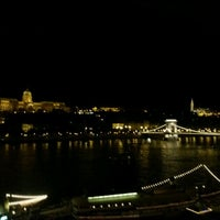 Photo taken at InterContinental Budapest by Jeffrey K. on 9/9/2012