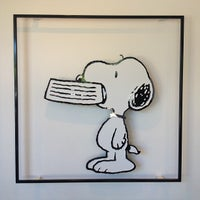 Photo taken at Charles M. Schulz Museum & Research Center by Feng G. on 6/24/2012