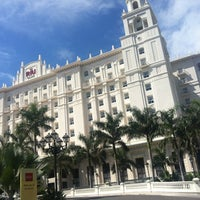 Photo taken at RIU Palace Pacifico Hotel by Wen R. on 4/8/2012