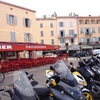 Photo taken at Port de Saint-Tropez by Mia M. on 6/20/2012