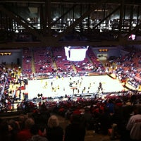 Photo taken at Fifth Third Arena | Myrl H Shoemaker Center by Mike W. on 1/30/2011