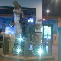 Photo taken at Gator's Dockside by Cindy G. on 4/22/2012