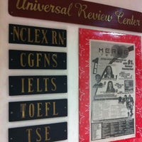 Photo taken at universal review center by Karrie N. on 6/24/2011