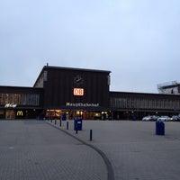 Das Foto wurde bei Duisburg Hauptbahnhof von Rouven K. am 4/17/2012 aufgenommen