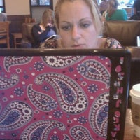 Photo taken at Starbucks by Rebecca P. on 9/25/2011