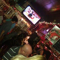 Photo taken at Bougainvillea's Old Florida Tavern by Arturo M. on 12/18/2011