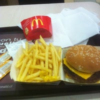 Photo taken at McDonald's by Nicolás C. on 8/10/2012
