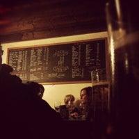 Photo taken at Osteria a la Carega by lorenzo s. on 1/13/2012