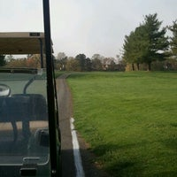 Photo taken at Hampton Heights Golf by Chase B. on 3/23/2012