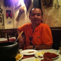 Photo taken at Le Vieux Bistrot by 5 B. on 9/28/2011