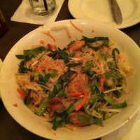 Photo taken at Vietopia Vietnamese Cuisine by Lauren G. on 5/5/2012