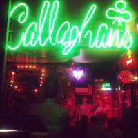 Photo taken at Callaghan's Irish Social Club by Johnny G. on 7/9/2012