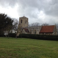 Photo taken at St Michael & All Angels Church by The M. on 3/10/2012