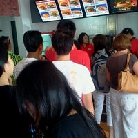 Photo taken at Burger King by Fazrul S. on 1/3/2012