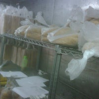 Photo taken at Bakery Department by Asyraf I. on 3/1/2012