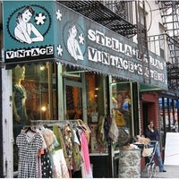 Photo taken at Stella Dallas Vintage Clothing by Lucky Magazine on 8/2/2011