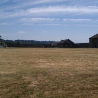 Photo taken at Fort Vancouver National Historic Site by ErinMarie R. on 8/21/2011