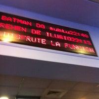 Foto tomada en Showcase Belgrano por Lucio N. el 8/15/2012