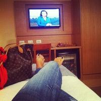 Foto tirada no(a) Windsor Copa Hotel por Eduarda W. em 6/7/2012