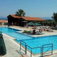 Photo taken at Aegean View Aqua Resort by Rob B. on 6/4/2012