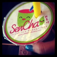 Photo taken at Sencha by Mikee on 8/15/2012