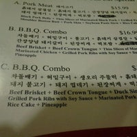 Photo taken at Soot Bul Jip Korean BBQ by HOZER R. on 10/4/2011