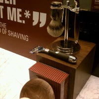 Photo taken at The Art of Shaving by Dion H. on 12/17/2011