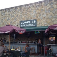 Photo taken at Coaches Bar and Grill by Bernard M. on 8/18/2012