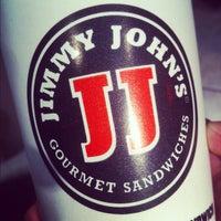 Photo taken at Jimmy John's by Ken M. on 1/25/2012