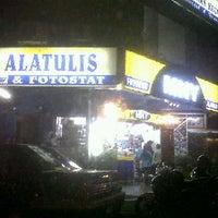 Photo taken at MNY Mega Trading (Alatulis & Fotostat) by shahril s. on 1/10/2012
