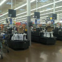 Photo taken at Walmart Supercenter by Kemekia D. on 8/21/2011