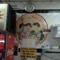 Photo taken at Three Boys from Italy Pizzeria by Ricardo M. on 12/13/2011