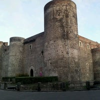 Photo taken at Castello Ursino by Robert on 10/9/2011