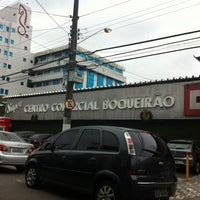 Photo taken at Super Centro Comercial Boqueirão by Leandro S. on 12/31/2011
