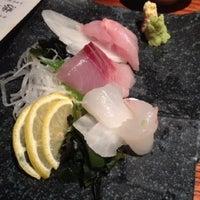 Photo taken at 魚もつ鍋 魚呑 うおどん 高円寺店 by yuyu j. on 12/10/2011