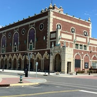 Photo taken at Asbury Park Convention Hall by Michael B. on 4/18/2011