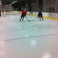 Photo taken at Prince William Ice Center by James R. on 4/15/2012