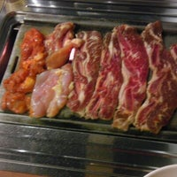 Photo taken at Picnic Garden BBQ Buffet by Victoria M. on 12/29/2011