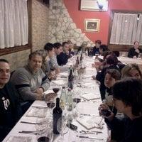 Photo taken at Agriturismo Pesolillo by Emiliano B. on 12/23/2011