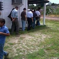 Photo taken at Subestacion Santo tomas by Omar F. on 9/17/2011