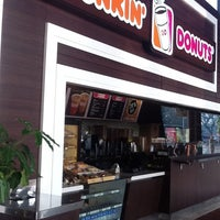 Photo taken at Dunkin' Donuts by Dendy S. on 7/7/2012