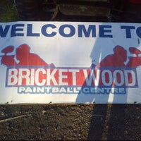 Photo taken at Bricket Wood Paintball Centre by Alex P. on 10/15/2011