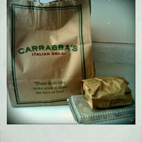 Photo taken at Carrabba's Italian Grill by Prisciℓℓaaah! on 5/12/2011