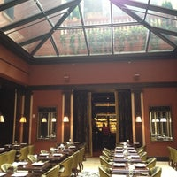 Photo taken at The NoMad Restaurant by IrmaZandl T. on 8/7/2012