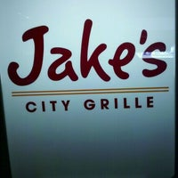 Photo taken at Jake's City Grille by Todd J. on 1/7/2012